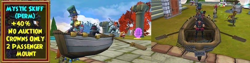 Two brand new bundles from wizard101 stars of the spiral for Can you get a fishing license at walmart