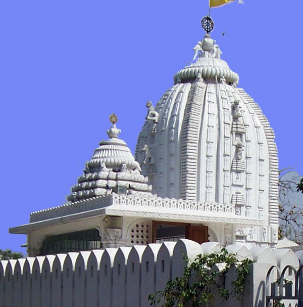 Jagannath Temple in Delhi Scrap