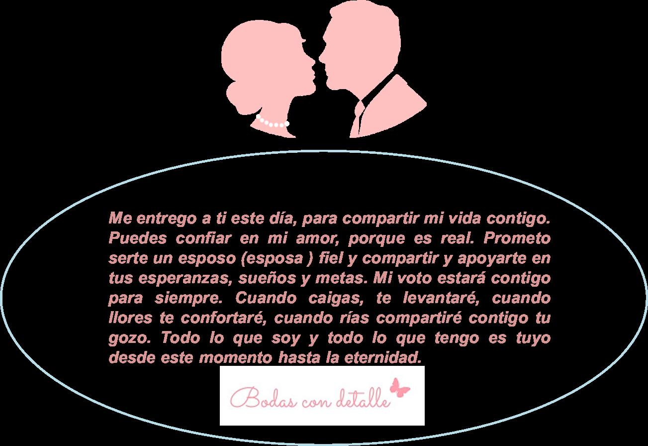 Ideas para los votos matrimoniales - Blog de bodas originales para ...