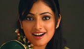fair Hari priya cute face expression close up photoshoot