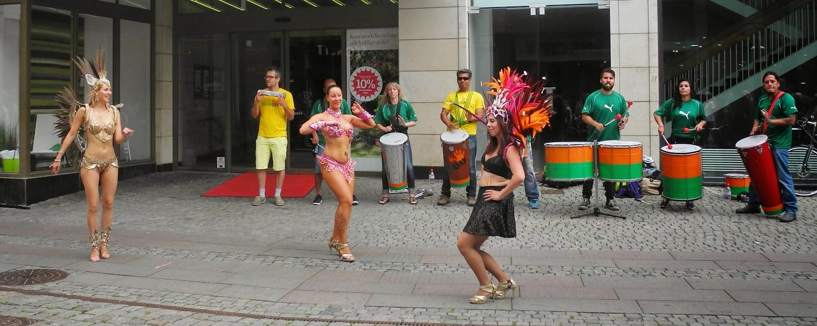 par arab dansa i Malmö