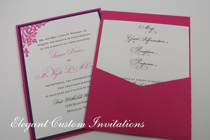Wedding invitations houston texas isabella invitations spring is here stopboris Images