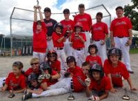 Leaside Red Selects win TBA East Loop Playoffs