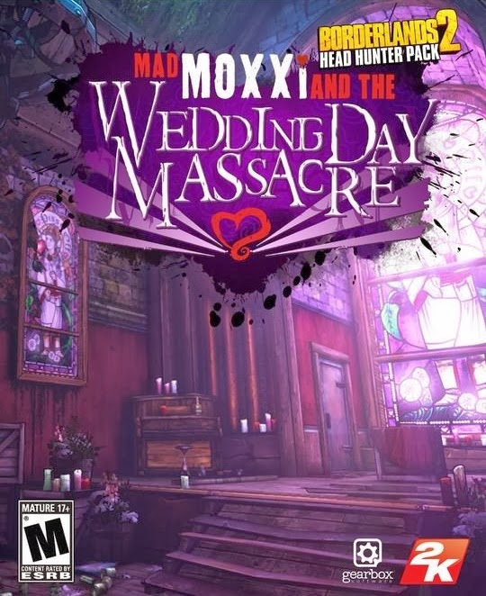 Free Download Game Borderlands 2:Headhunter 4: Wedding Day Massacre