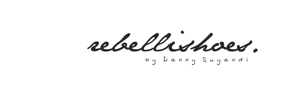 rebellishoes by Danny Suyandi