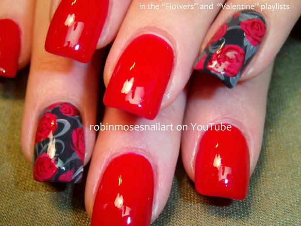 """robin moses nail art """"nail"""