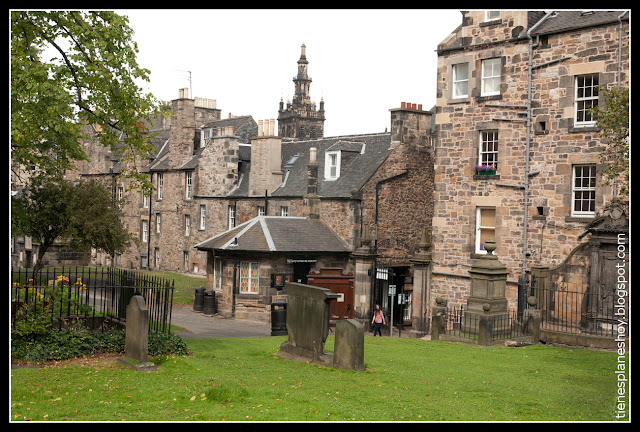  Cementerio Greyfriars  Edimburgo (Escocia)