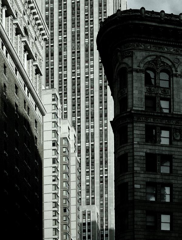 Carsten Witte. Manhattan Structures-Doctor Ojiplático