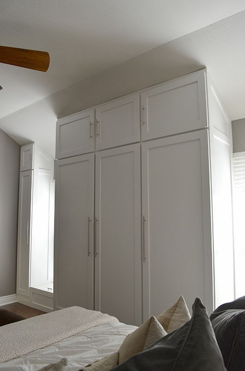 DIY Custom Closet Built-In Wardrobe