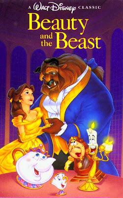 Poster phim Người Đẹp Và Quái Vật - Hoạt Hình, Poster movie Beauty And The Beast 1991