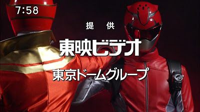 Gokaiger to Go-Busters Passing of Torch