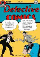 Detective Comics. Escaneos inéditos de Doncomic