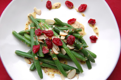 Green Beans with Honey Mustard | www.kettlercuisine.com