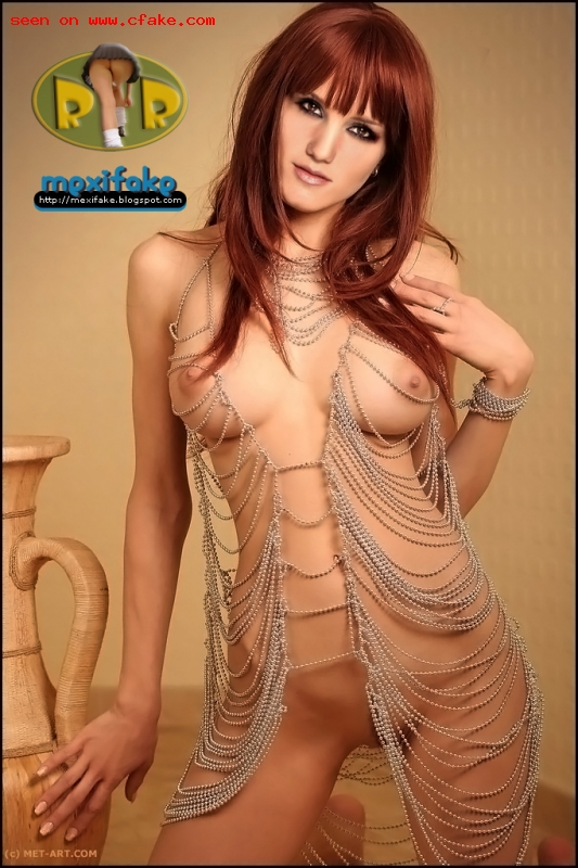 Duly answer dulce maria sexy naked remarkable, this