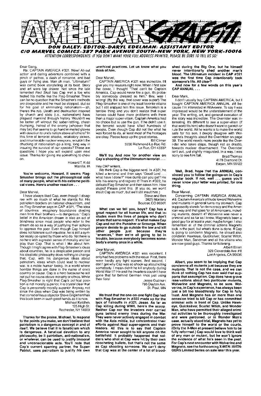 Captain America (1968) Issue #327 #256 - English 24