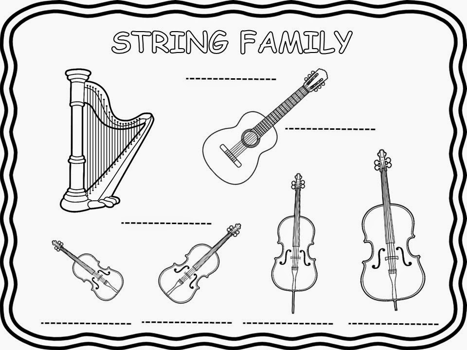 sing play create how to teach instruments and instrument families