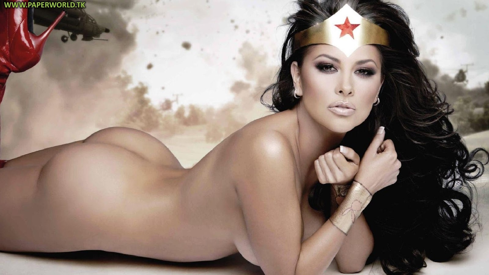 nudes! hot wonder New woman