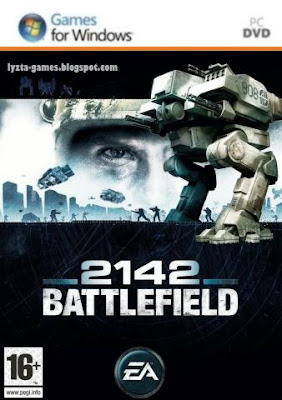 Battlefield 2142 PC Cover