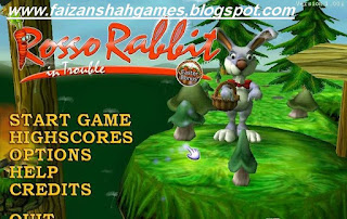 Rosso rabbit in trouble download