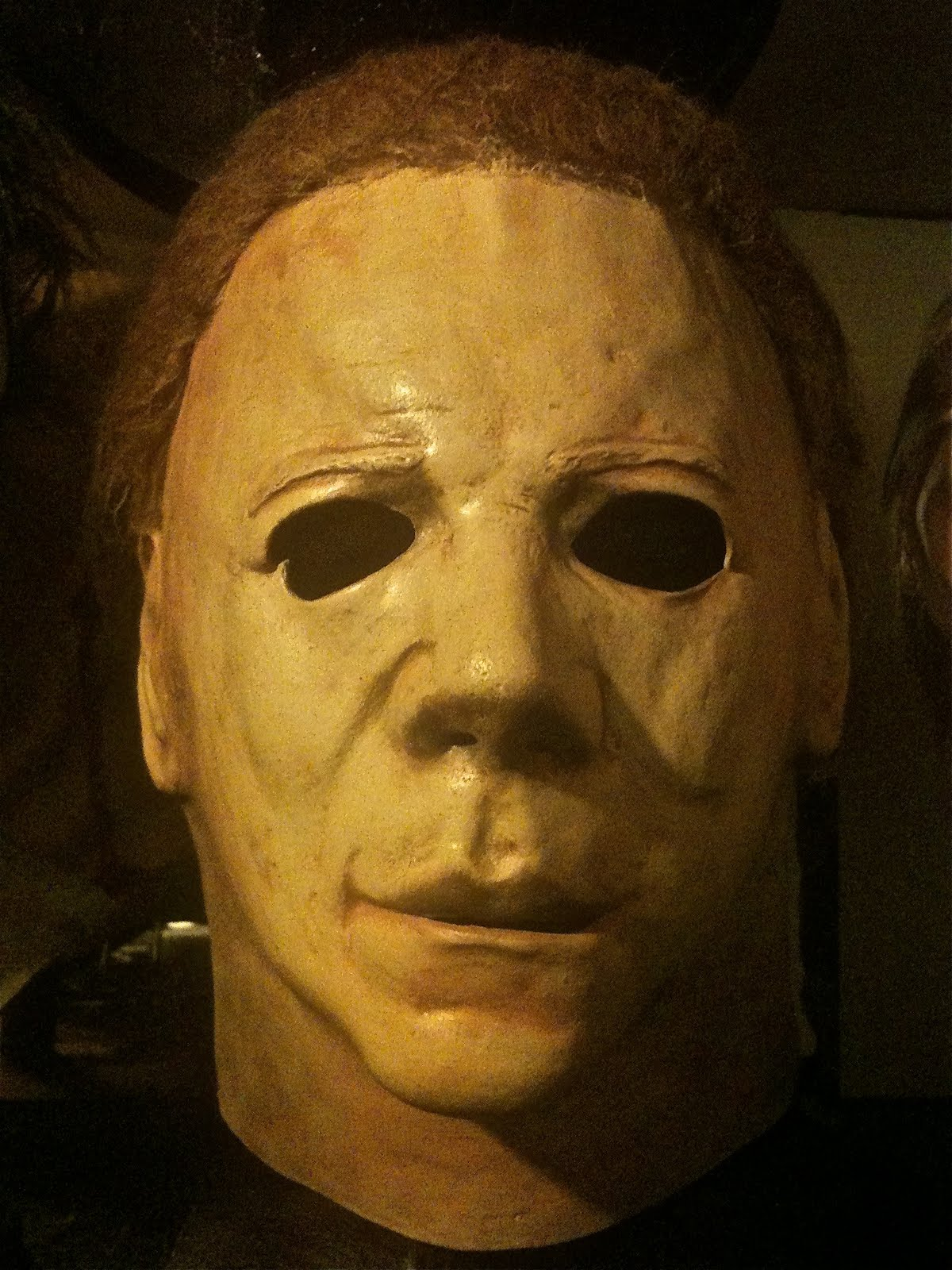 evilsmellyclown: almost all my Myers masks