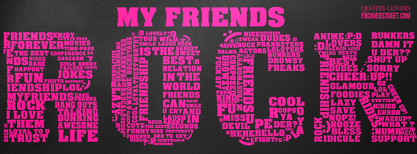 Quotes About Love And Friendship For Facebook : Love My Facebook Friends Quotes. QuotesGram