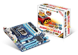 Intel® Z68 Chipset GA-Z68MX-UD2H-B3 (rev. 1.3) picture 2