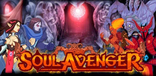Unlimited Gold v1.0.26 soul Avenger Mod Apk data paid / Health / Potion Download
