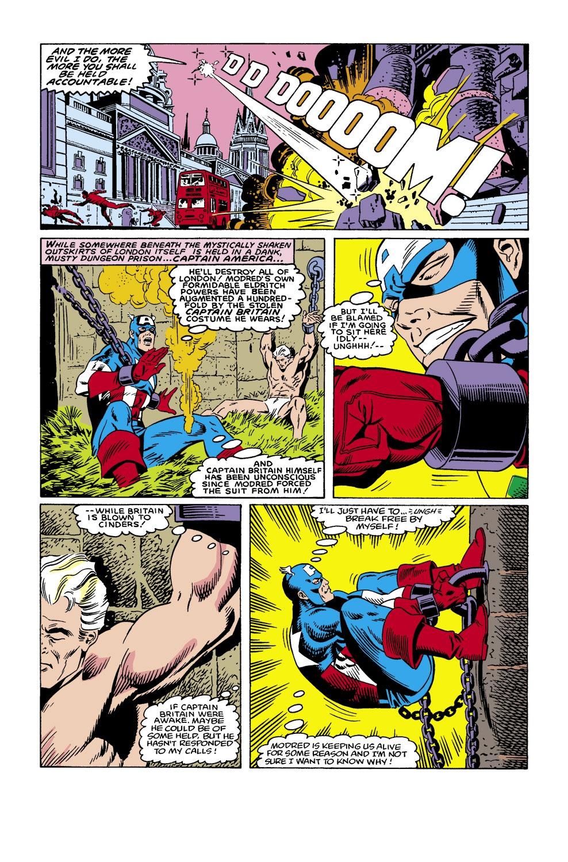 Captain America (1968) Issue #306 #234 - English 4