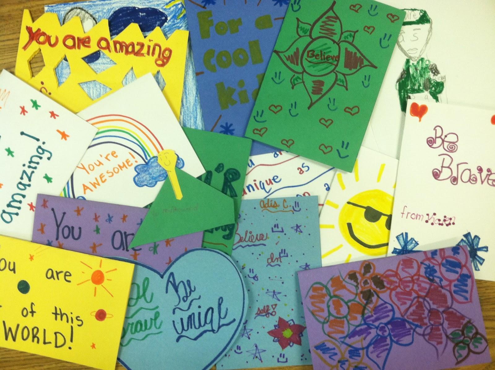 Lattes & Laughter: Cards for Hospitalized Children