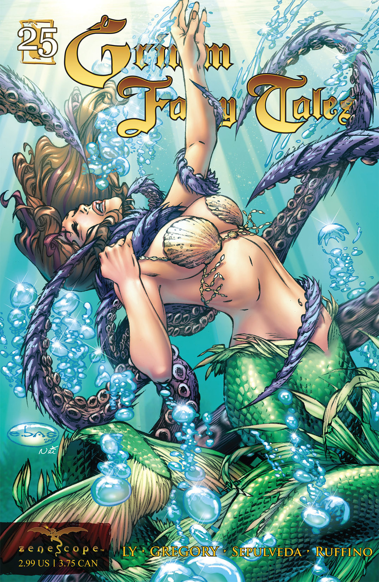 Grimm Fairy Tales (2005) Issue #25 #28 - English 1