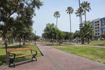 Soñar con parque