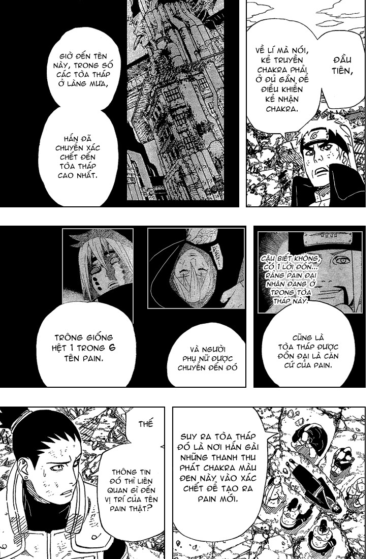 Naruto chap 436 Trang 4 - Mangak.info