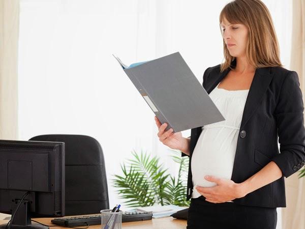 Vitamin Ibu Mengandung Berkerjaya