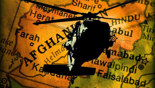 Black Hawk Jatuh di Afghanistan, 6 Prajurit Amerika Tewas