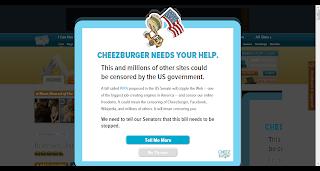 icanhazCheezburger Network Stop Online Piracy Act