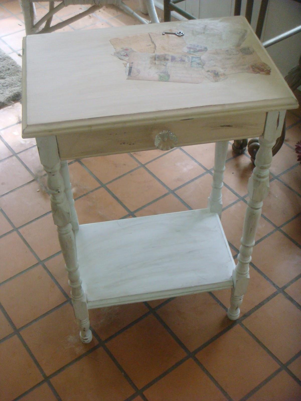 Pennsylvania french decoupaged foyer table - Table vitroceramique 2 foyers ...