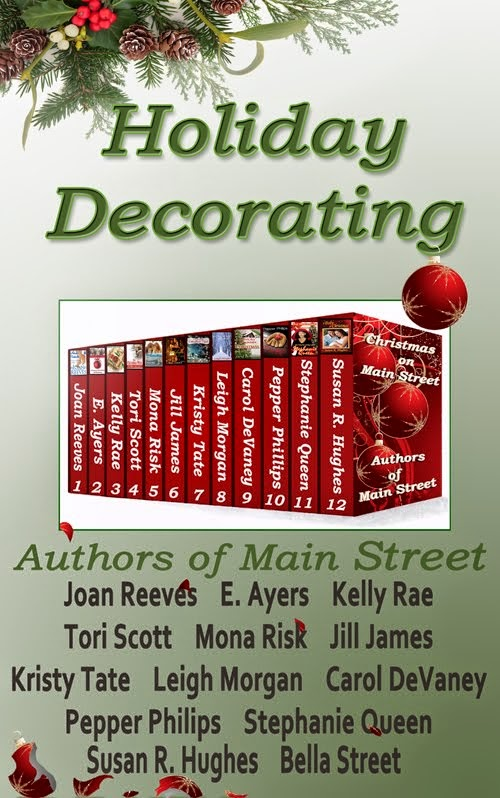 <b>HOLIDAY DECORATING</b>