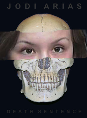 CRIME POLL: Life or death for Jodi Arias - you decide. [Illustration ...
