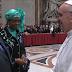 I silenzi del Papa con Robert Mugabe, presidente dittatore dello Zimbabwe in ''permesso religioso''