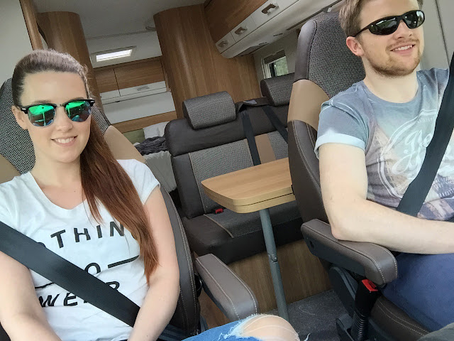The Great Finnish Road Trip, Scott and Kirsty