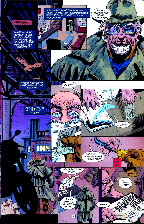 Deathstroke (1991) Issue #43 #48 - English 9