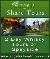 Angels Share Whisky Tours