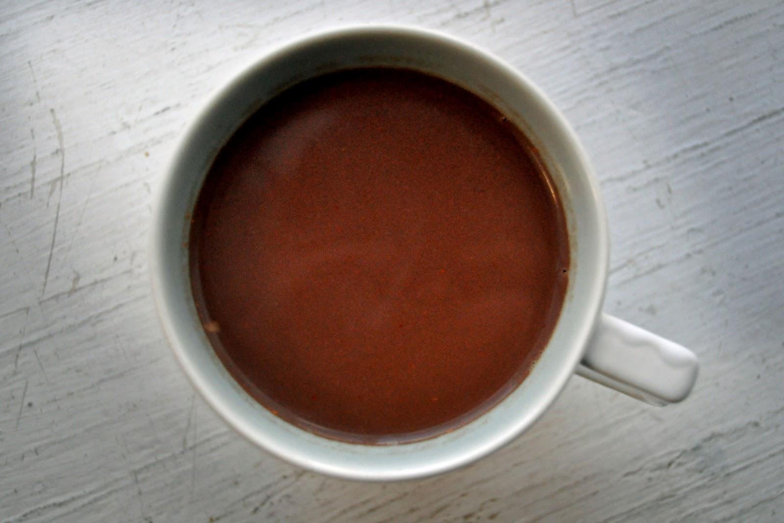 Hot Chili Hot Chocolate