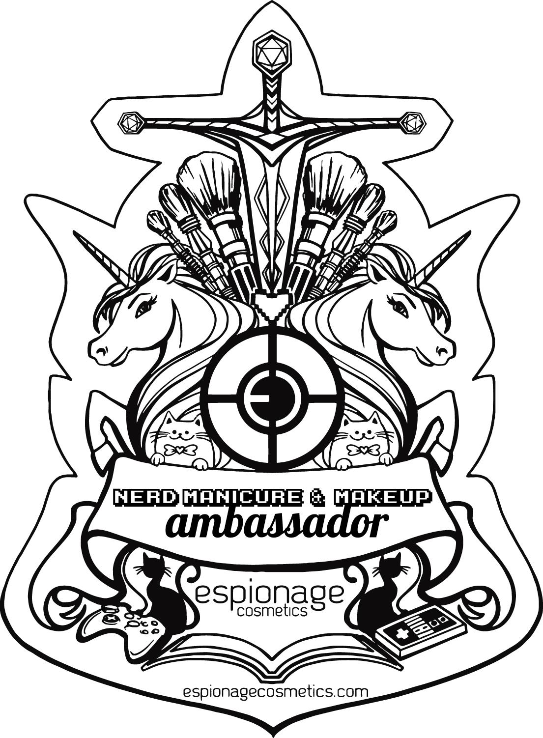 Nerd Makeup Ambassador