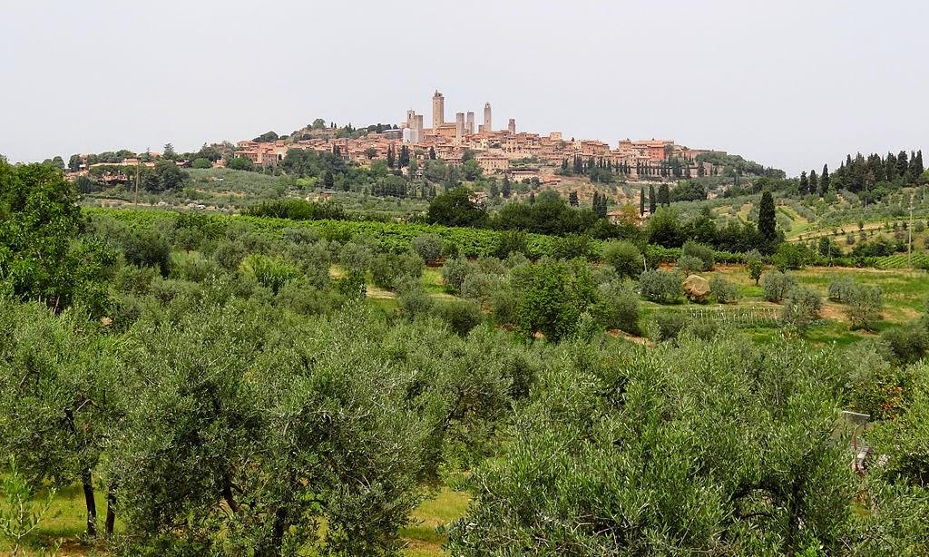 Pueblos de Toscana