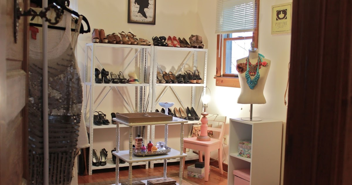 How To Turn A Room Into A Walk In Closet Girl Room