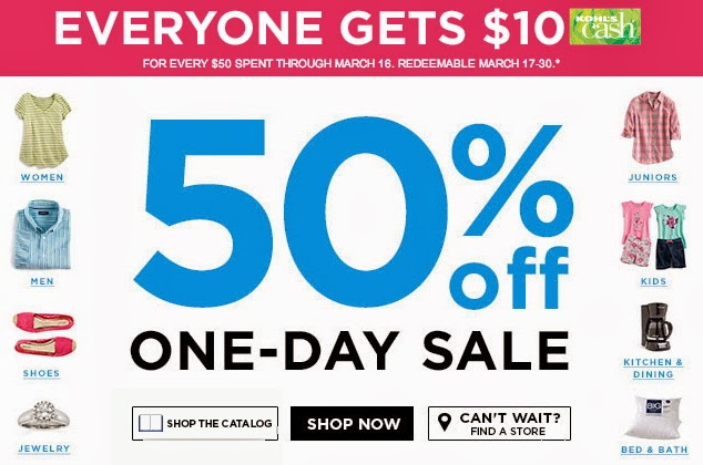 Kohl's Sale & Coupon