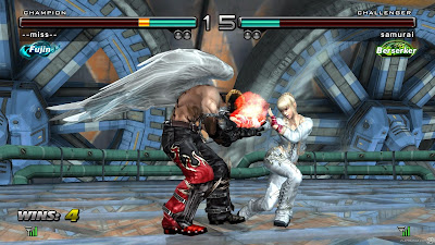 Tekken 5 Dark Resurrection Fighting