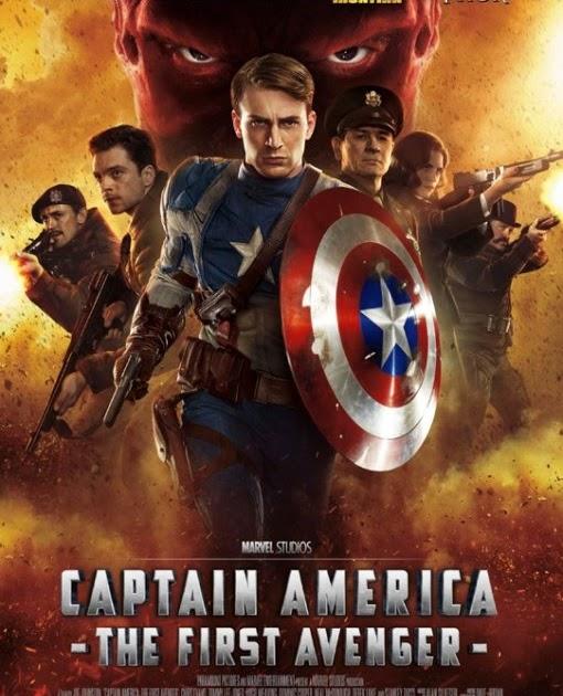 Avatar 2 Movie Trailer 2011: Captain America Trailer: Captain America Movie Poster