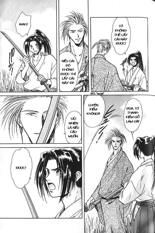 Soshite Haru No Tsuki chap 3 - Trang 20